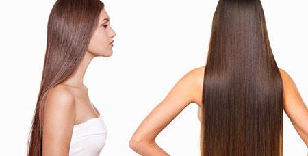 Маска для волос с бальзамом и маслами