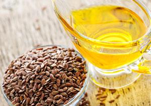 льняное  масло для роста ресниц