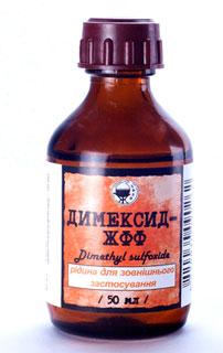 рецепты для волос с димексидом