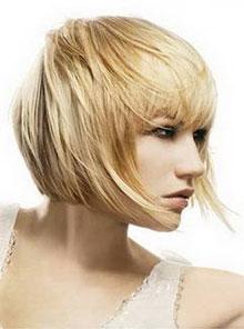 романтическая прическа на короткие волосы