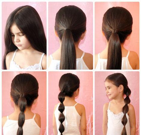 Прически в школу быстрые на короткие волосы