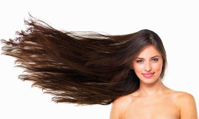 как высушить длинные волосы