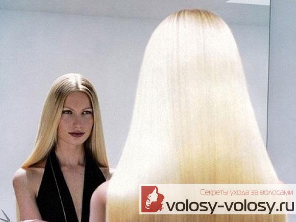 Как сделать волосы всегда прямыми 283