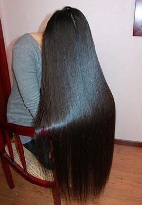 Жидкие волосы