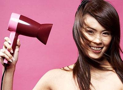 выпрямляем волосы без утюжка