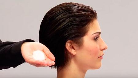 варианты укладки волос