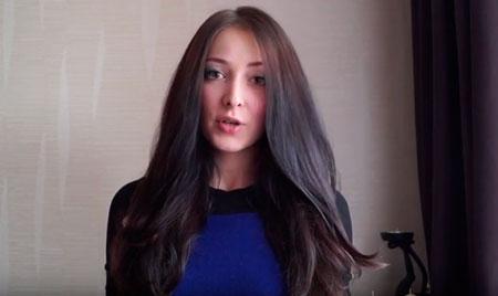 как уложить феном длинные волосы
