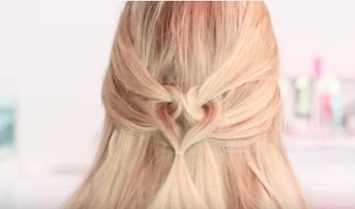 прически с длинными волосами