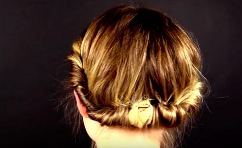 варианты причесок на волосы до плеч