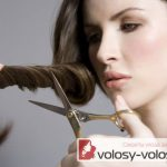 Как самой подстричь волосы