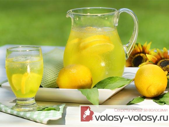 Лимон для волос. Чем полезен лимон для волос?